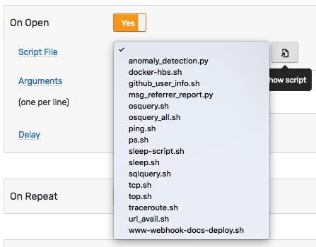Script | Axibase Time Series Database - ATSD
