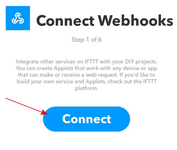 IFTTT Integration | Axibase Time Series Database - ATSD