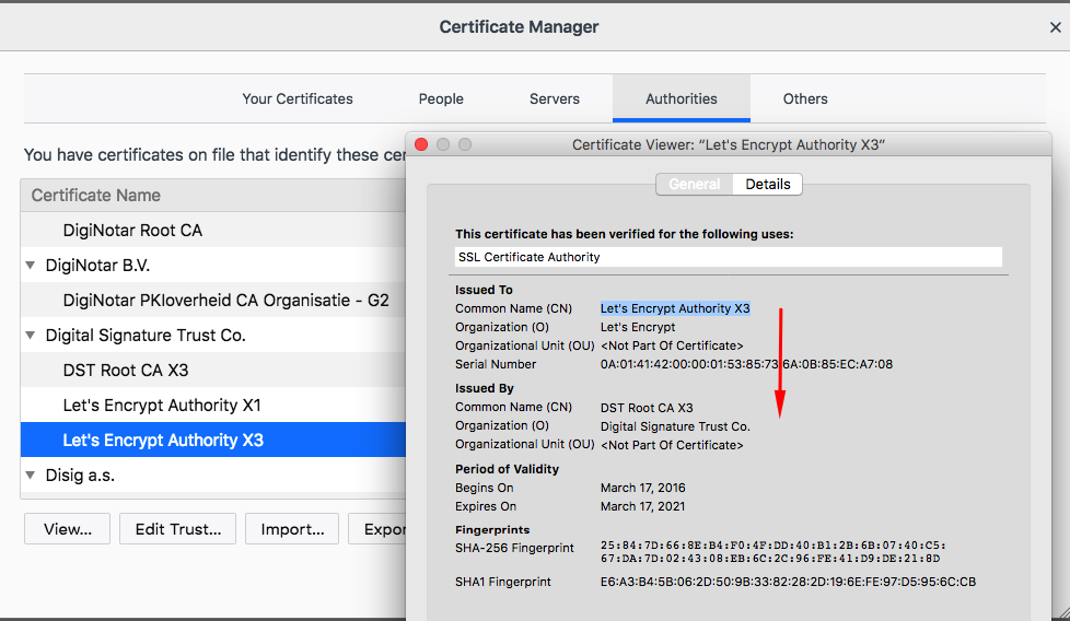 Let's Encrypt SSL Certificates for Java Developers | Axibase