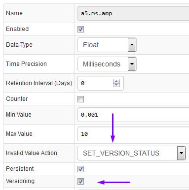 metric-versioning